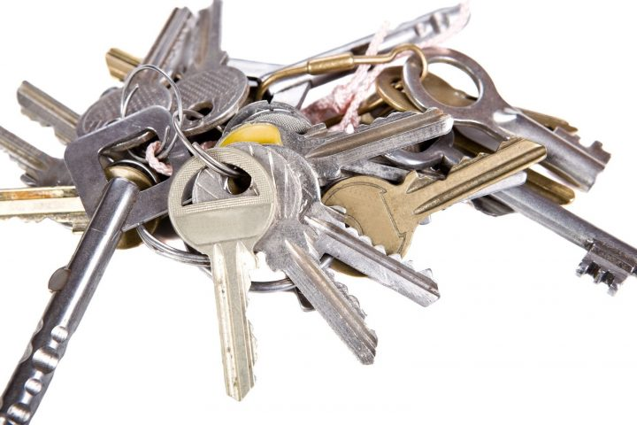 ¿Qué debes considerar para amaestrar sus llaves?