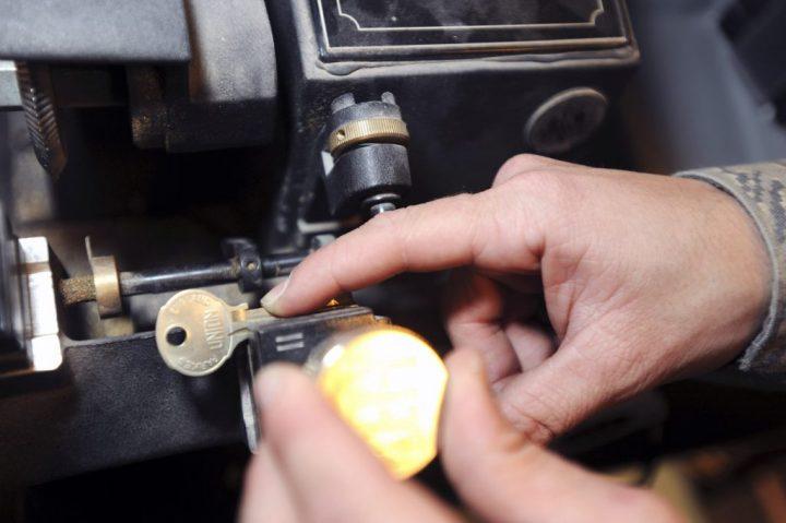 La fabricación de llaves